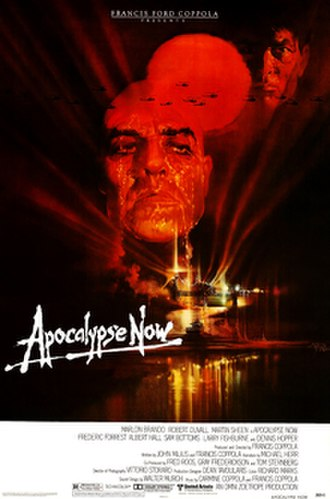 Apocalypse Now - Theatrical release poster by Bob Peak