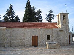 Arodes - Image: Arodes church