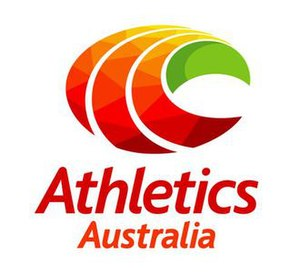 Athletics Australia - Image: Athletics Australia logo