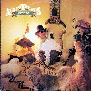 Australiana (single) - Image: Austen tayshus australiana sleeve