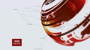 BBC Weekend News - Image: BBC News titles