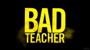 Bad Teacher (TV series) - Image: Bad Teacher Intertitle