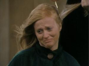Bald: The Making of THX 1138 - Maggie McOmie's hair cut in Bald