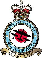 Battle of Britain Memorial Flight Crest.jpg