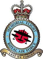 Battle of Britain Memorial Flight Crest.jpg