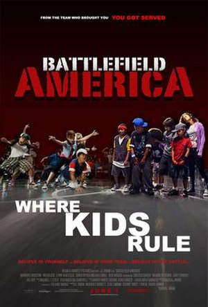 Battlefield America - Image: Battlefieldamericapo ster