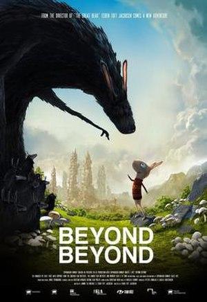 Beyond Beyond - English version film poster