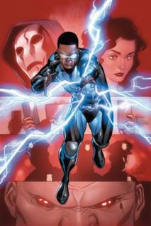Black Lightning Black comic book character