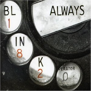 Always (Blink-182 song) - Image: Blink 182 Always cover
