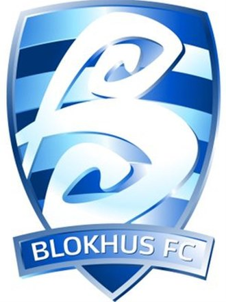 Jammerbugt FC - Logo of Blokhus FC from July 2008 to February 2013.