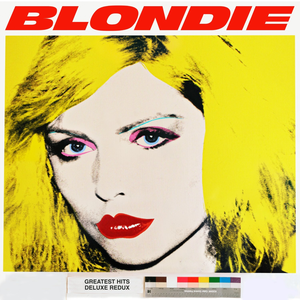 Blondie 4(0) Ever - Image: Blondie Greatest Hits Deluxe Redux