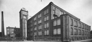 Bolton Union Mill, Bolton - Image: Bolton Union Mill, Bolton 0011