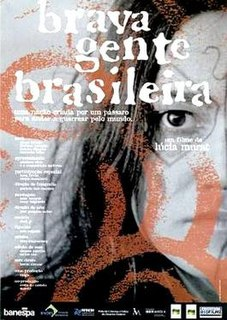 <i>Brave New Land</i> 2000 film directed by Lúcia Murat