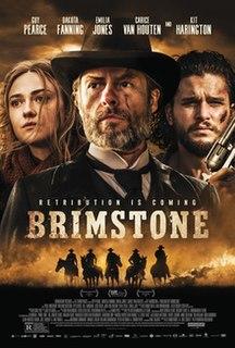<i>Brimstone</i> (2016 film)