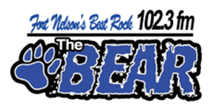 CKRX-FM - Image: CKRX 1023fmthebear logo