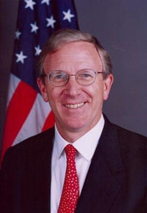 Charles P. Ries - U.S. Ambassador Charles P. Ries