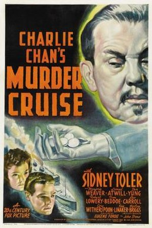 Charlie Chan's Murder Cruise - Image: Charlie Chan's Murder Cruise Film Poster