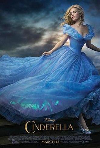 Cinderella (2015 Disney film) - Theatrical release poster