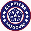 Official seal of St. Peters, Missouri
