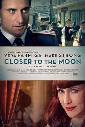 Closer to the Moon - Theatrical release poster