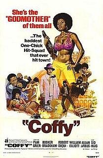 <i>Coffy</i> 1973 blaxploitation film directed by Jack Hill