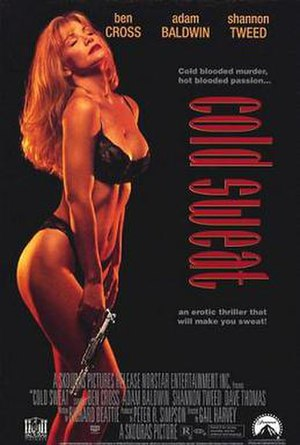 Cold Sweat (1993 film) - Video poster