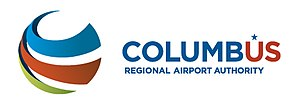 Columbus Regional Airport Authority - Image: Columbus Regional Airport Authority logo