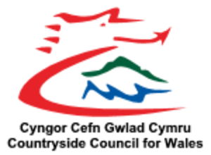 Countryside Council for Wales - Image: Countryside Council for Wales colour logo