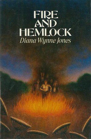 Fire and Hemlock - First edition (US)