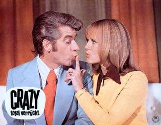 <i>Crazy - Completely Mad</i> 1973 film by Franz Josef Gottlieb