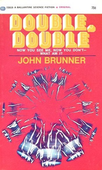 Double, Double (Brunner novel) - First edition cover