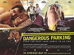 Dangerous Parking - Theatrical release poster