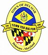 Official seal of Delmar, Maryland