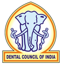 Dental Council of India logo