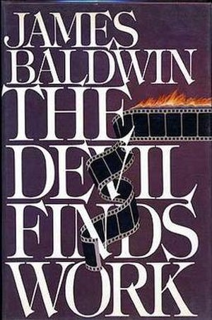 The Devil Finds Work - First edition cover