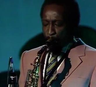 Don Myrick - Don Myrick in Pasadena, 1982