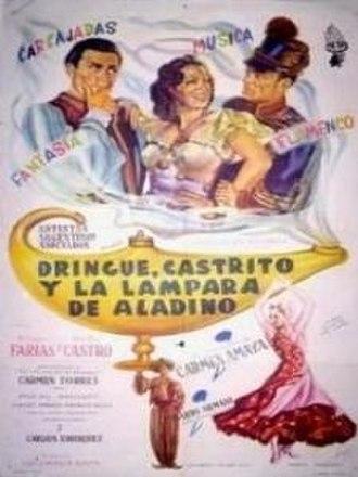 Dringue, Castrito y la lámpara de Aladino - Image: Dringue, Castrito