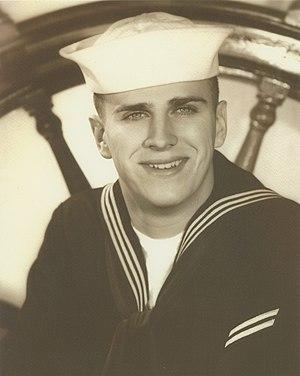 Keith Brubaker - Keith Brubaker, Coast Guard Engineman