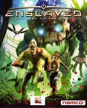 Enslaved: Odyssey to the West - Image: Enslaved Odyssey to the West