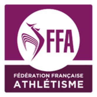 French Athletics Federation - Image: Fédération française d'athlétisme logo