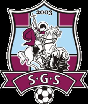 FC Sfântul Gheorghe Suruceni - Logo