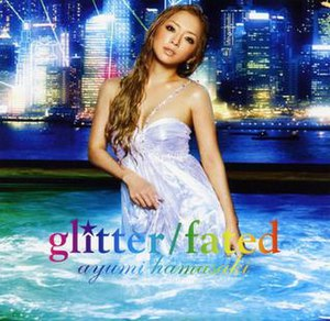 Glitter/Fated - Image: Fated cd only