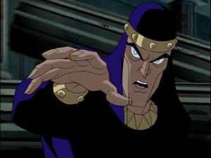 Felix Faust - Felix Faust as seen in Justice League.