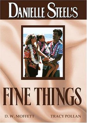 Fine Things (film) - DVD cover