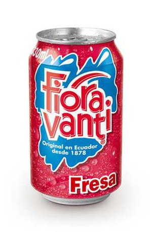 Fioravanti (soft drink) - Fioravanti