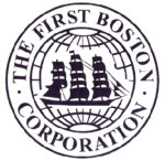 First Boston logo