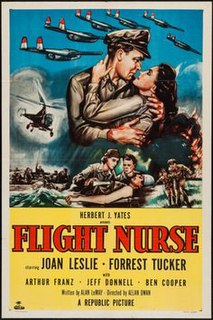 <i>Flight Nurse</i> (film) 1953 film by Allan Dwan