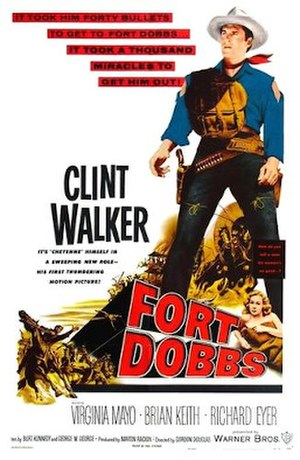 Fort Dobbs - Theatrical release poster