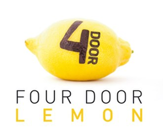 Four Door Lemon - Image: Four Door Lemon logo