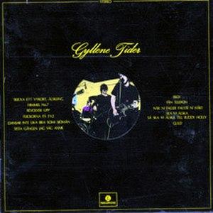 Gyllene Tider (album) - Image: GT gyllene tider album cover